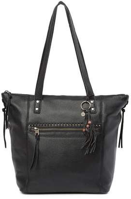 The Sak Leather Tote Bag
