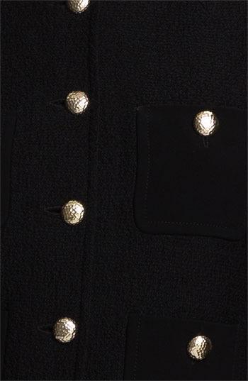 St. John Bouclé Knit Jacket