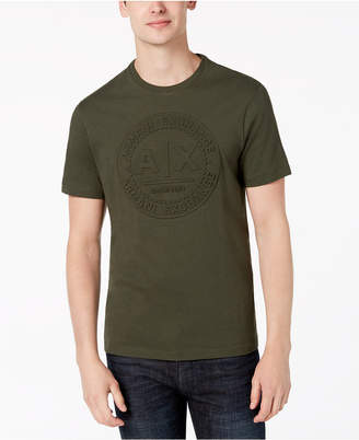Armani Exchange Men's Slim Fit T-Shirt