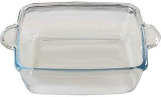 Circle Glass Borcam Square 2qt. Roaster