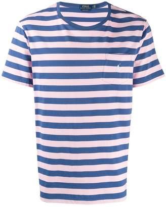 Polo Ralph Lauren striped slim-fit T-shirt