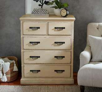 Pottery Barn Dover Tall Dresser