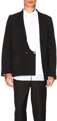 Comme des Garcons Tropical Garment Treated Jacket