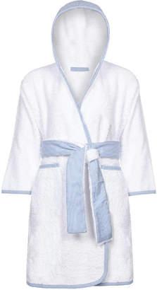 Monogrammed Linen Shop Personalised Children's Hooded Robe