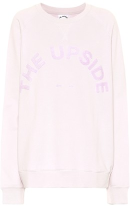 The Upside Sid cotton jersey sweatshirt