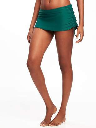 Old Navy Side-Tie Swim Skirt for Women