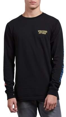 Volcom Dooby Tron Graphic T-Shirt