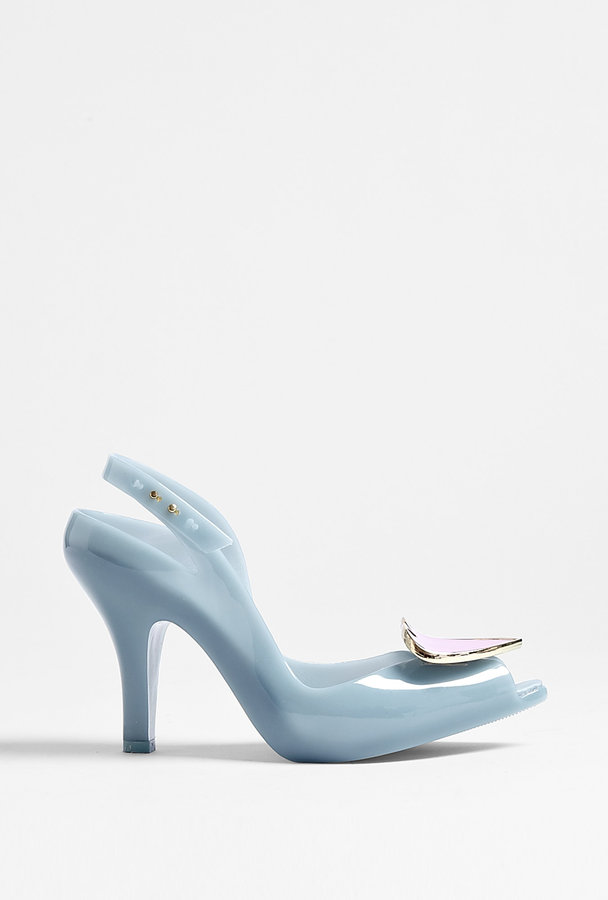 Vivienne Westwood Dove Blue Melissa Lady Dragon Jelly Shoe