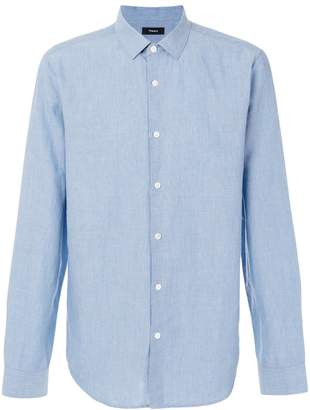 Theory classic plain shirt