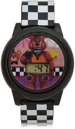 Nickelodeon Five Nights at Freddys Boys Two Tone Strap Watch-Fnf4064jc