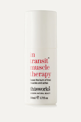 This Works In Transit Muscle Therapy, 50ml - Colorless
