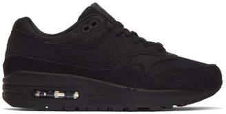 Nike Black Air Max 1 Sneakers