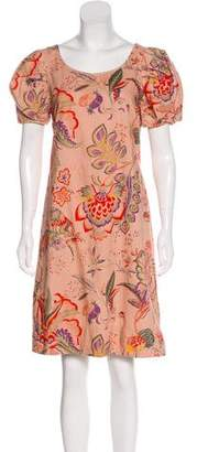 See by Chloe Floral Knee-Length Dress w/ Tags