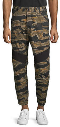 G Star Camo Printed Jogger Pants