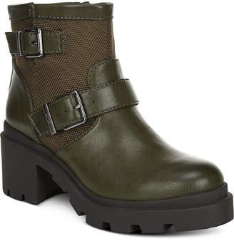 Sam Edelman Sinead Lug-Sole Booties Women Shoes