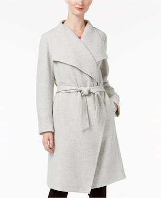 Alfani Wrap Coat, Only at Macy's $199.50 thestylecure.com