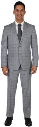 Geoffrey Beene Men's Tailored-Fit Suit