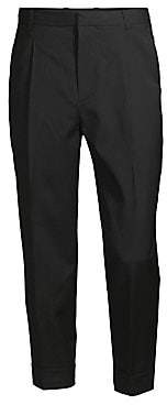 3.1 Phillip Lim Men's Pleated Virgin Wool Tapered Trousers