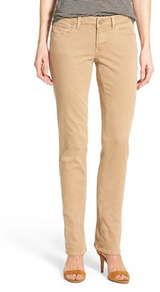 Women's Mavi Jeans 'Emma' Stretch Twill Slim Boyfriend Pants $98 thestylecure.com