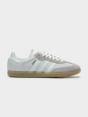 adidas New Womens Samba Og Sneakers In Grey White Sneakers