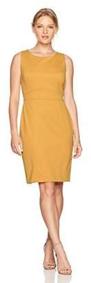 Kasper Women's Petite Size Ponte Dress