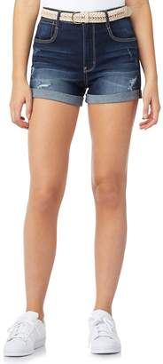 Wallflower Juniors' WallFlower Legendary High Rise Shorts