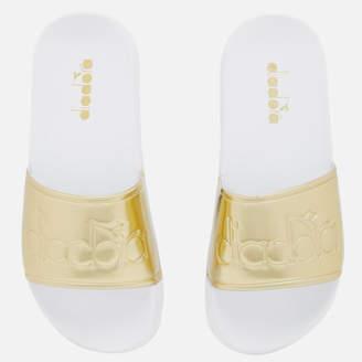 Diadora Women's Serifos '90s Slide Sandals
