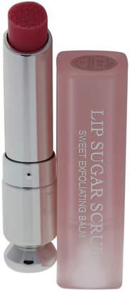 Christian Dior 0.12Oz #001 Addict Lip Sugar Scrub Exfoliating Lip Balm