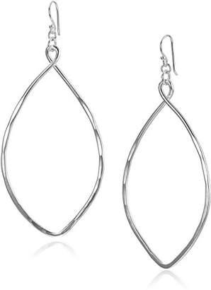 Robert Lee Morris Large Oval Drop Earrings