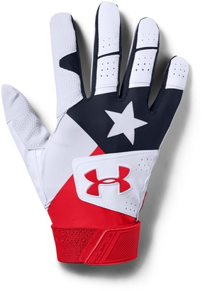 Under Armour Men's UA Clean Up - Culture Batting Gloves