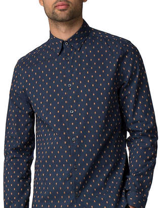 Ben Sherman Clip Dot Sport Shirt