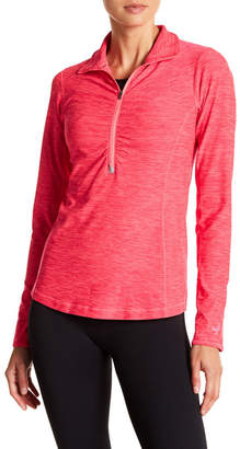New Balance Partial Zip Funnel Collar Pullover