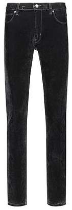 HUGO BOSS Skinny-fit jeans in velvet super-stretch denim