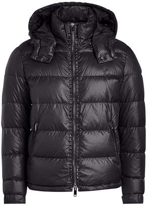 Valentino Rockstud Unlimited Quilted Jacket with Hood
