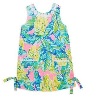 Lilly Pulitzer Toddler's, Little Girl's& Girl's Little Lilly Classic Shift Dress