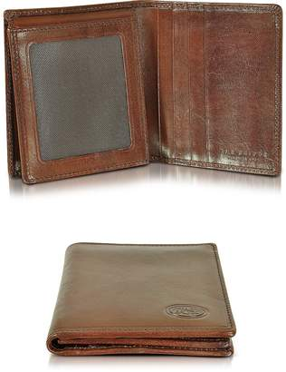The Bridge Story Uomo Dark Brown Men's Billfold Wallet
