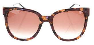Thierry Lasry Flashy Gradient Sunglasses
