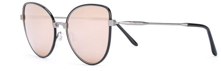 Cutler & Gross cat eye sunglasses