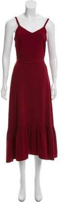 Co Sleeveless Maxi Dress
