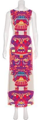 Mara Hoffman Backless Maxi Dress