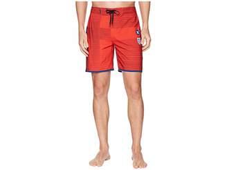 Hurley Phantom England National Team Boardshorts Men's Swimwear