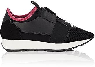 Balenciaga Women's Women's Race Runner Sneakers $695 thestylecure.com