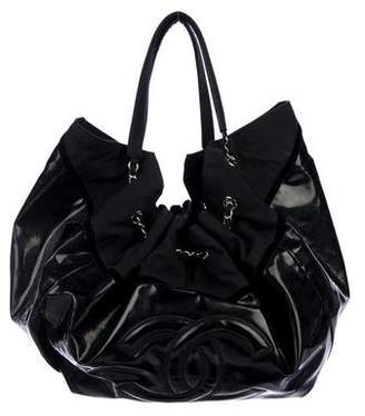 Chanel Stretch Spirit XL Cabas Tote