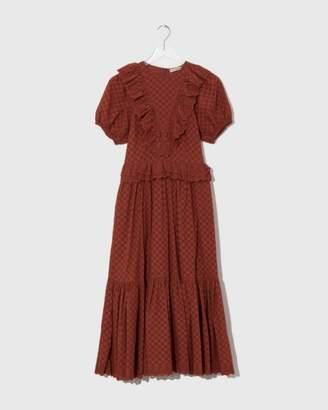 Ulla Johnson Umber Bettine Dress