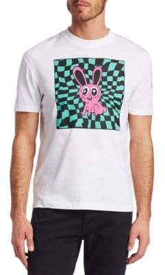 McQ Graphic Bunny Tee