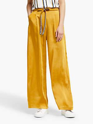 Suncoo Joseph Trousers, Yellow