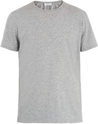 Frame Crew-neck cotton-jersey T-shirt