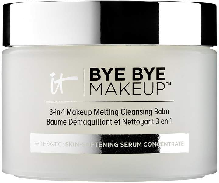 IT Cosmetics Bye Bye MakeupTM 3-in-1 Makeup Melting Cleansing Balm Image