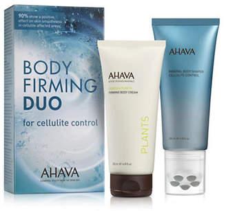 Ahava Cellulite Control Body Firming Duo Kit