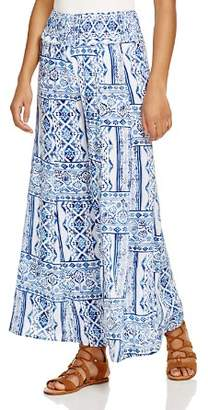 Surf Gypsy Wide Leg Swim Cover-Up Pants